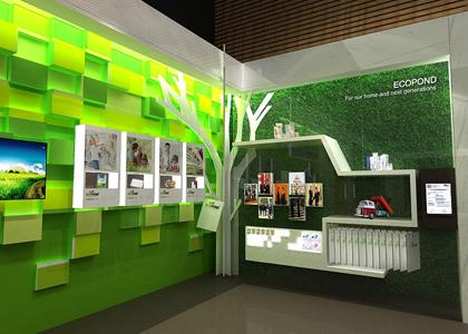 科技展厅设计方案