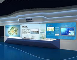 宜居新城展览馆设计策划