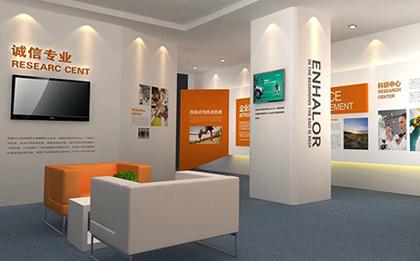 高科企业展览馆设计
