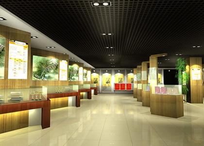 法院荣誉展厅设计方案