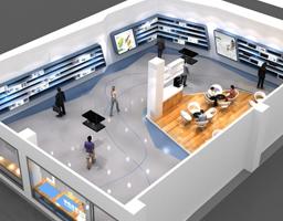 展示厅设计制作