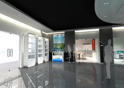 太阳能展览厅制作